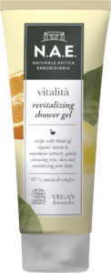 NAE Vitalita Citrus Shower Gel 200ml_5.49€